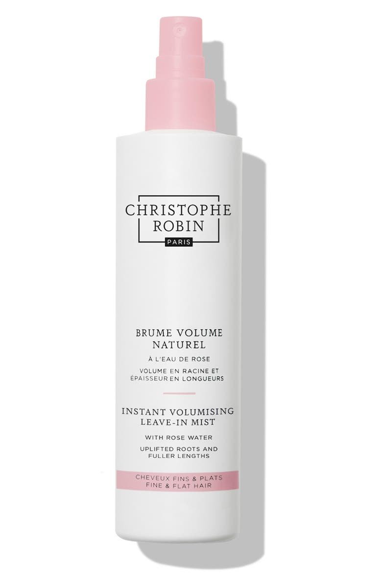 CHRISTOPHE ROBIN Instant Volumizing Mist with Rosewater, Main, color, NONE