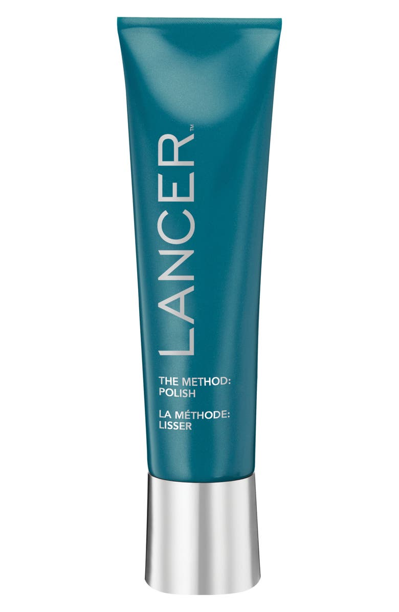 LANCER SKINCARE The Method: Polish Exfoliator for Normal to Combination Skin, Main, color, No Color