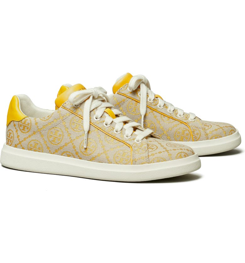 TORY BURCH Howell Sneaker, Main, color, GOLDFINCH