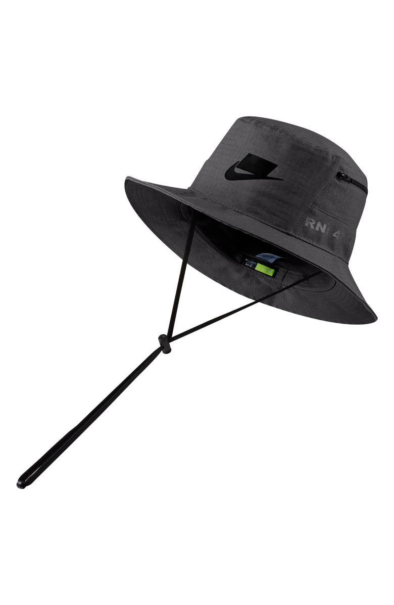 NIKE NSW Sport Bucket Hat, Main, color, ANTHRACITE/ BLACK