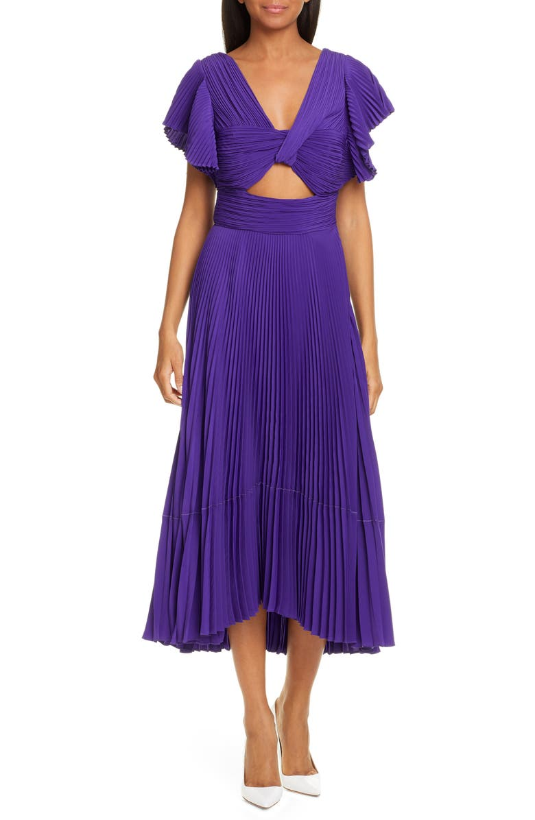 A.L.C. Sorrento Midi Dress, Main, color, 501
