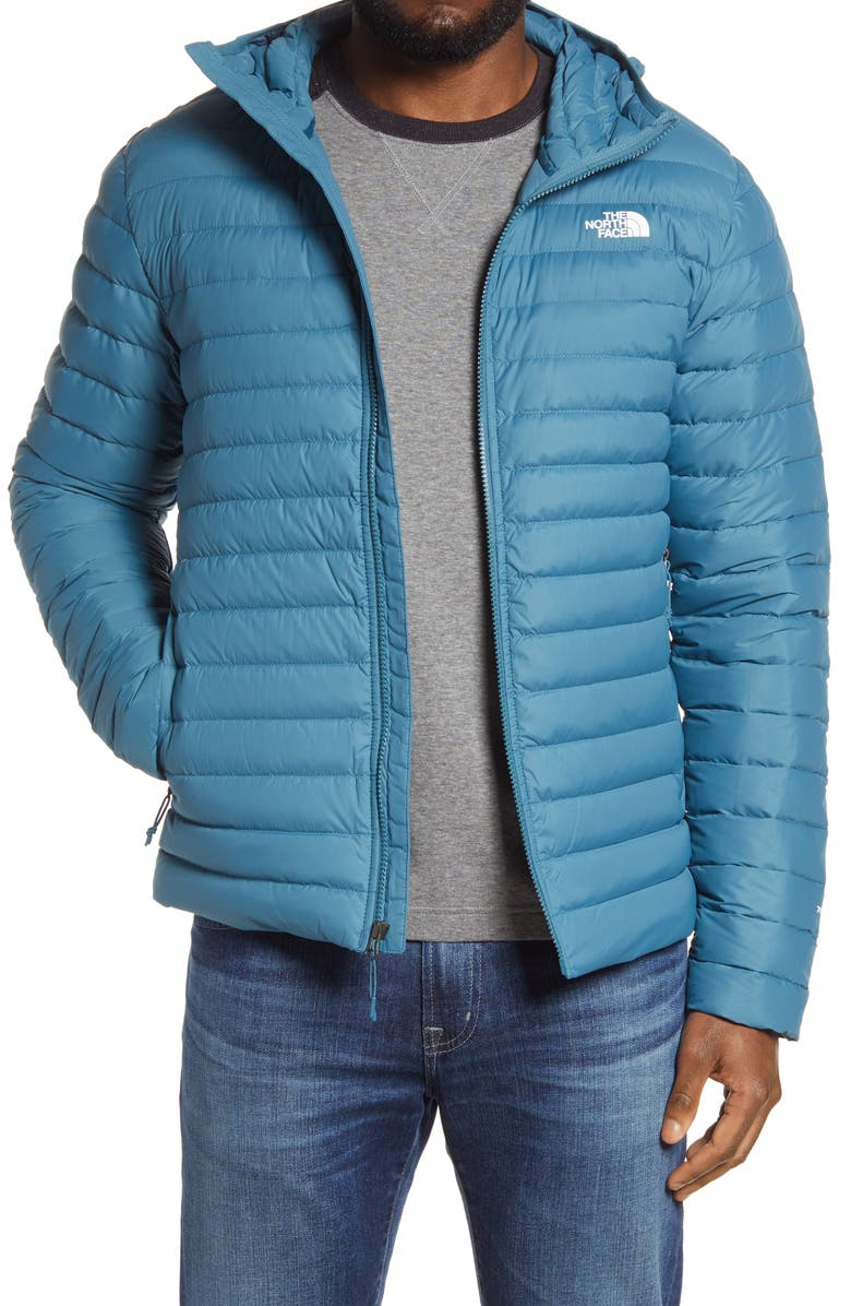 THE NORTH FACE Stretch 700-Fill-Power Down Jacket, Main, color, 401
