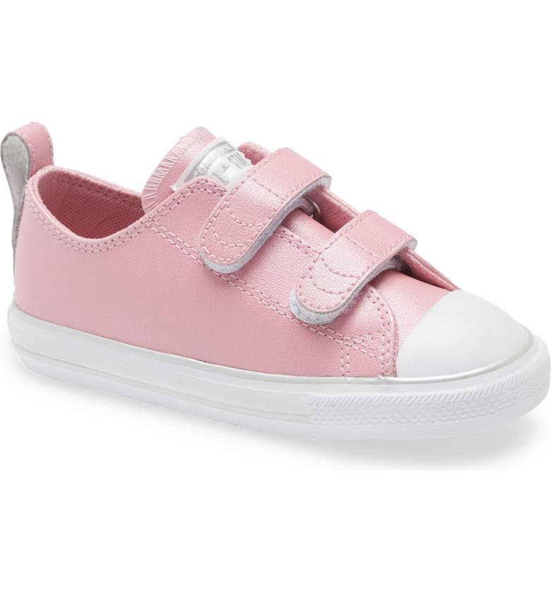 CONVERSE Chuck Taylor<sup>®</sup> All Star<sup>®</sup> 2V Sneaker, Main, color, LOTUS PINK/ WHITE/ PURE SILVER