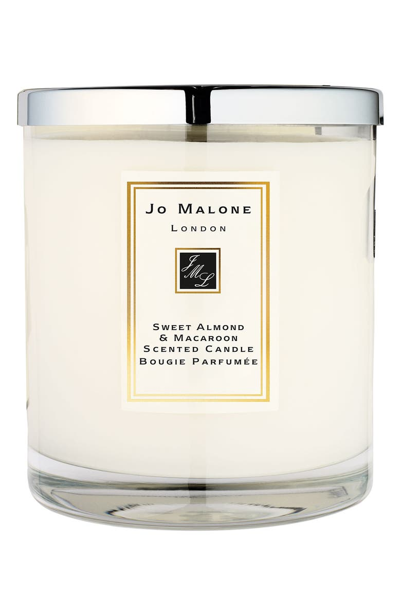 JO MALONE LONDON<SUP>™</SUP> Jo Malone<sup>™</sup> 'Sweet Almond & Macaroon' Deluxe Candle, Main, color, No Color