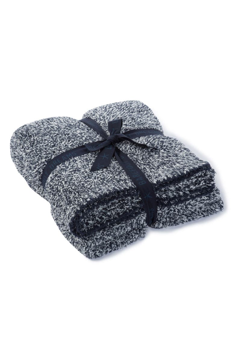 BAREFOOT DREAMS<SUP>®</SUP> Cozychic<sup>®</sup> Heathered Throw Blanket, Main, color, 021