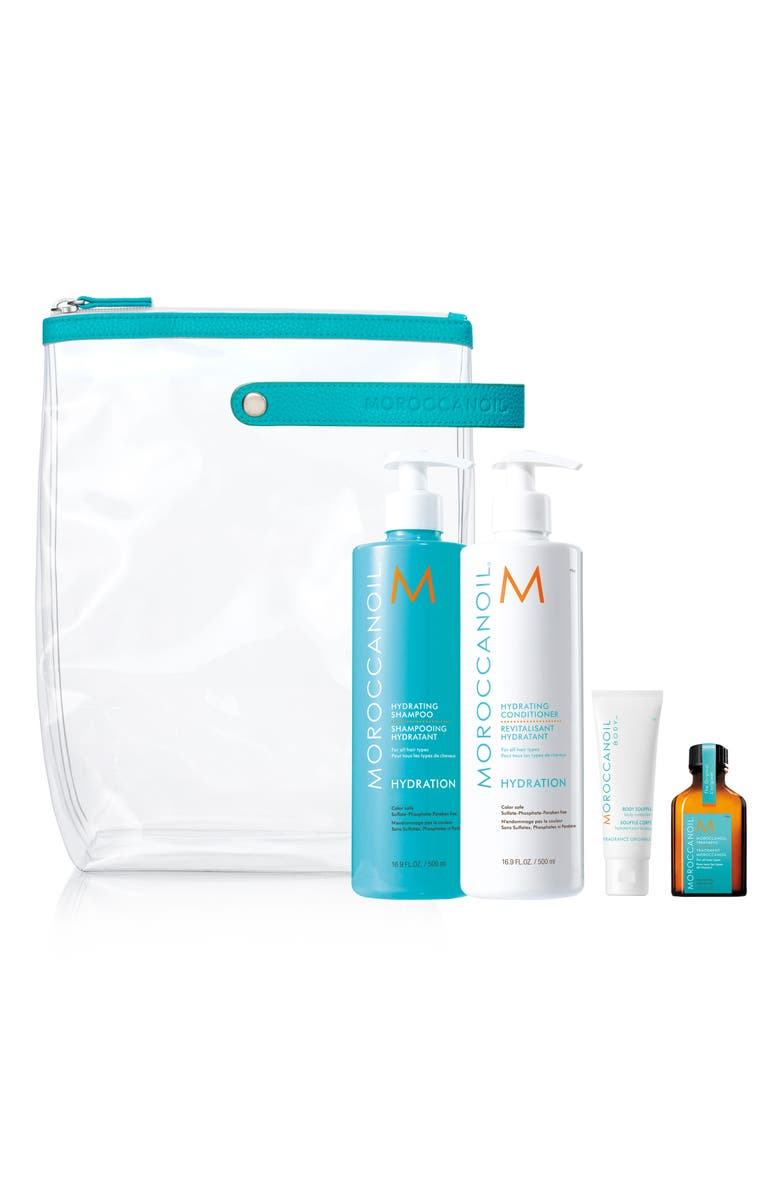 MOROCCANOIL<SUP>®</SUP> The Ultimate Hydration Collection, Main, color, No Color