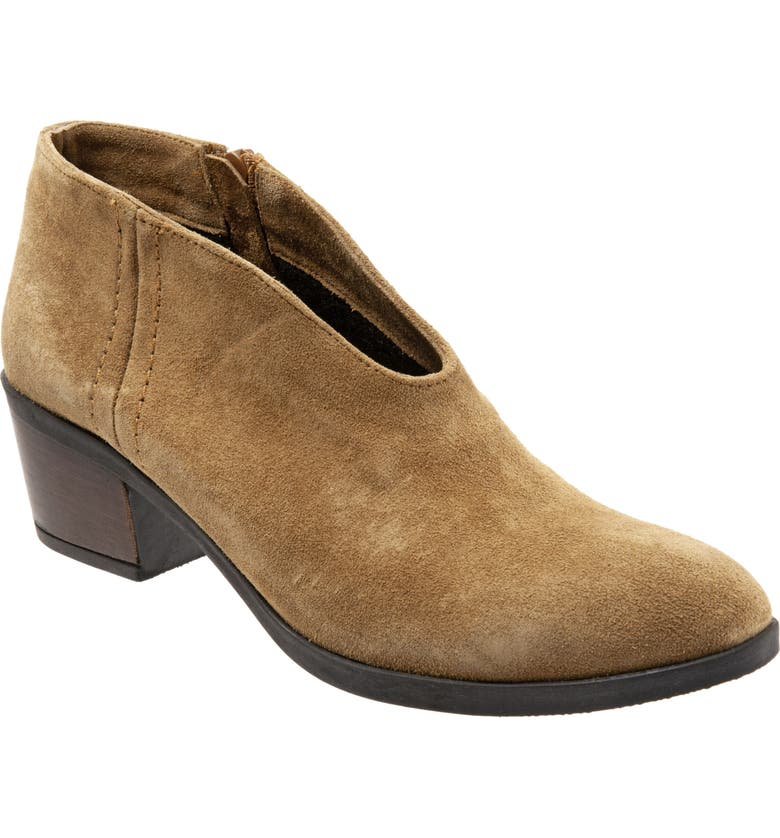 BUENO Charlie Bootie, Main, color, BROWN SUEDE