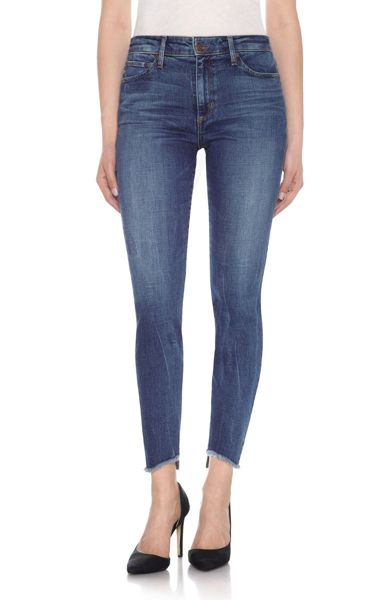 JOE'S Charlie - Blondie High Rise Ankle Skinny Jeans, Main, color, 462