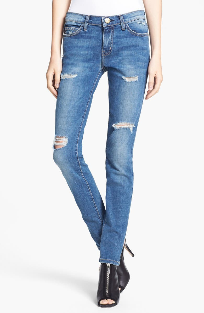CURRENT/ELLIOTT 'The Ankle Skinny' Jeans, Main, color, 485
