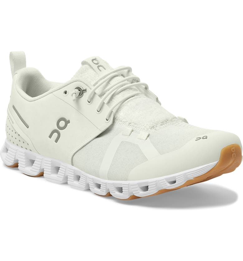 ON Cloudterry Sneaker, Main, color, WHITE