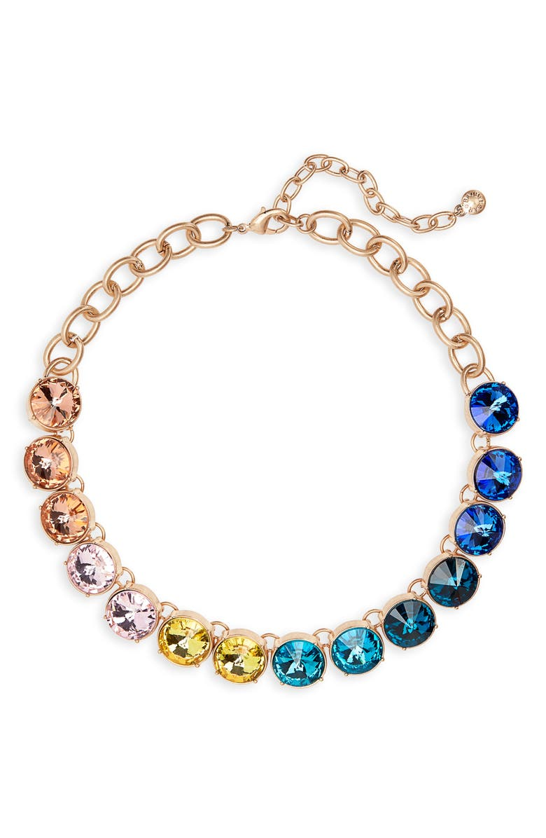 BAUBLEBAR Cathleen Statement Necklace, Main, color, 710