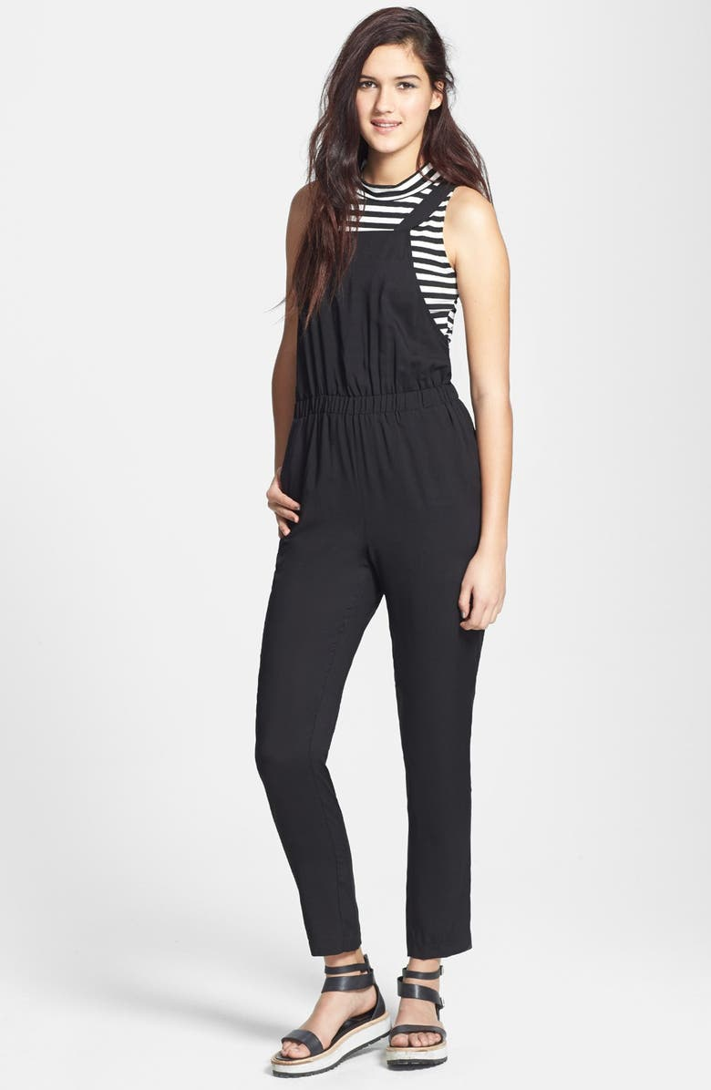 --- Lush Knit Overalls, Main, color, 001