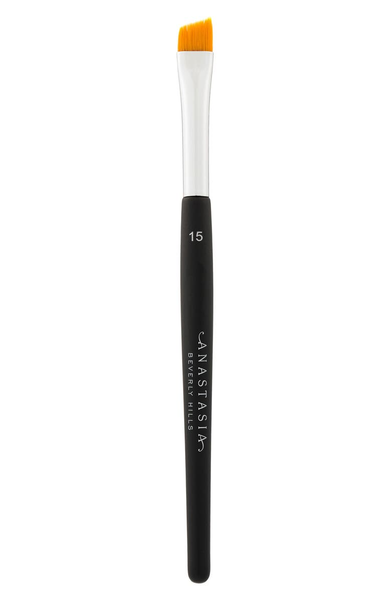ANASTASIA BEVERLY HILLS #15 Angled Flat Brush, Main, color, No Color
