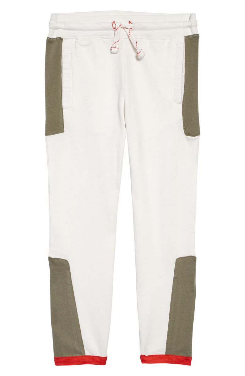THREADS 4 THOUGHT Contrast Panel Jogger Pants, Main, color, 348