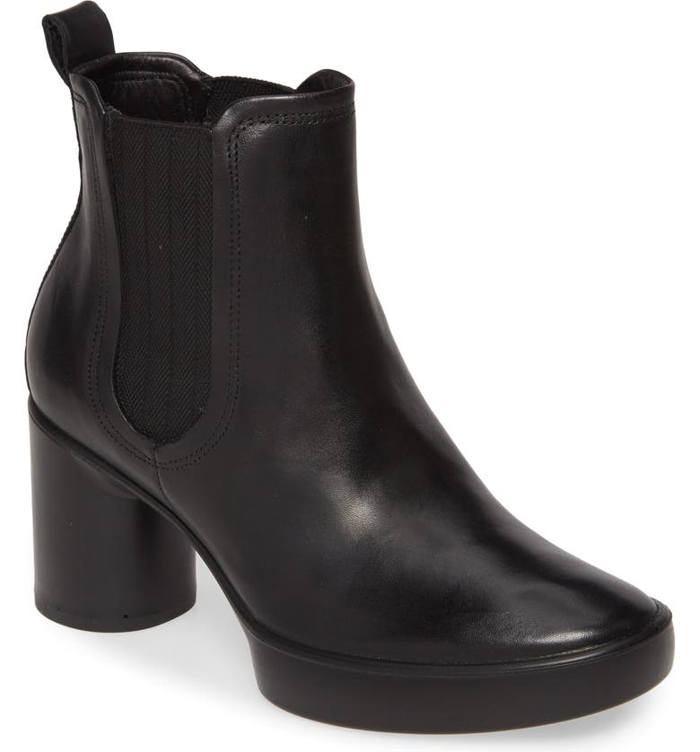 ECCO Shape Motion 55 Chelsea Boot, Main, color, 019