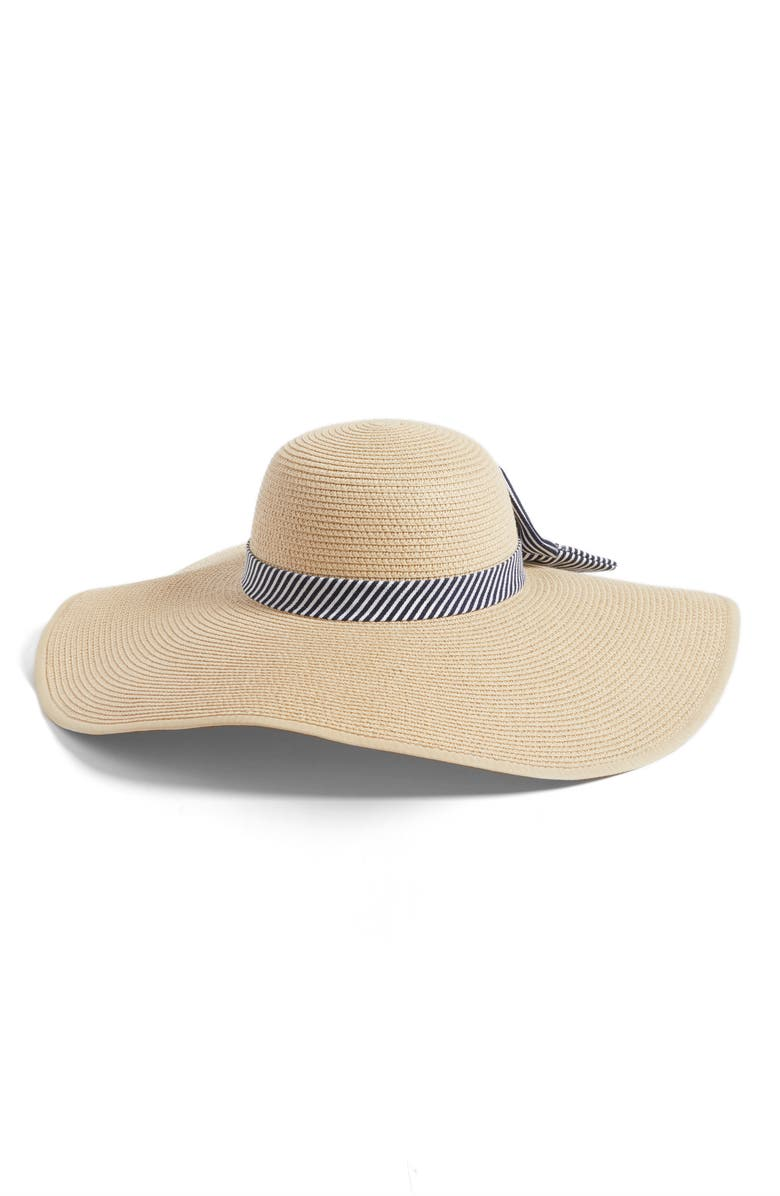 BP. Oversize Straw Hat, Main, color, 260