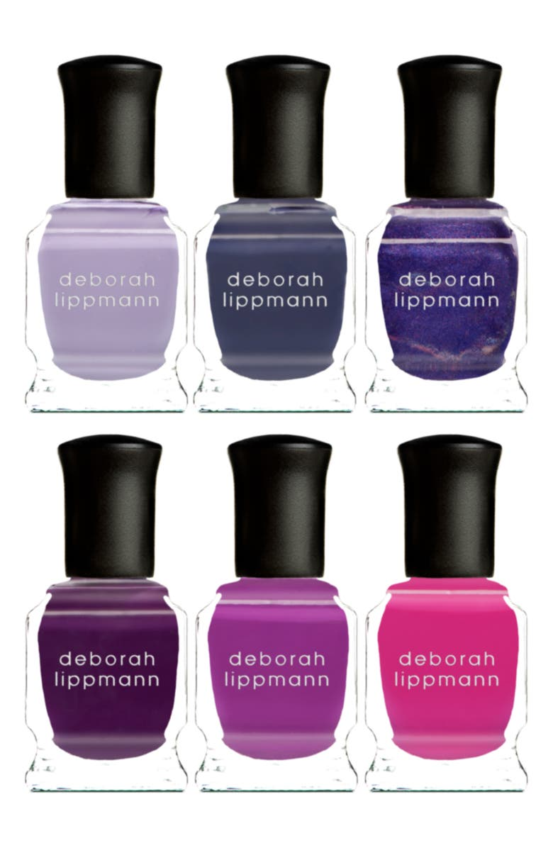 DEBORAH LIPPMANN Natural Mystic Gel Lab Pro Nail Color Set, Main, color, 000