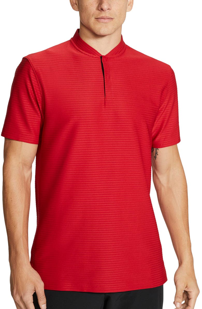 NIKE Dri-FIT Tiger Woods Golf Polo, Main, color, 600