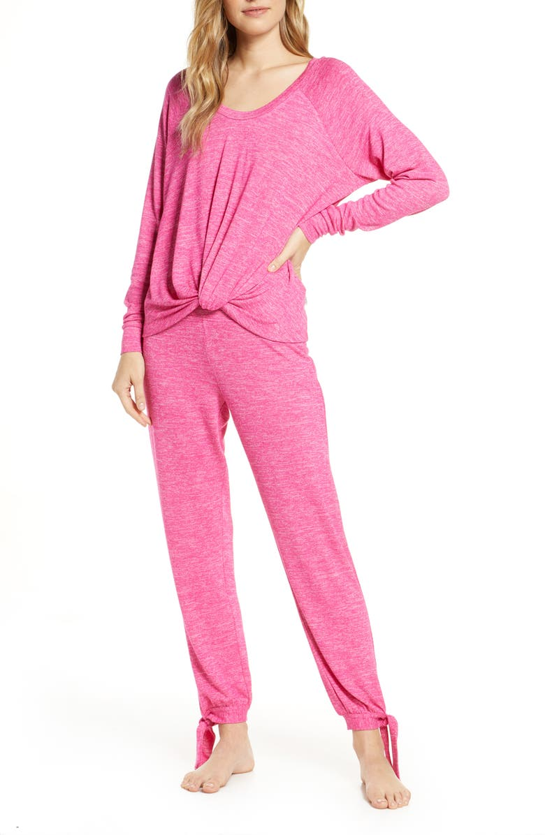 UGG<SUP>®</SUP> Fallon Long Pajamas, Main, color, 668