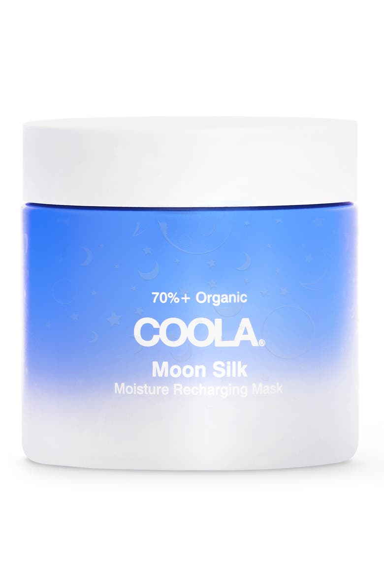COOLA<SUP>®</SUP> Moon Silk Moisture Recharging Mask, Main, color, NO COLOR