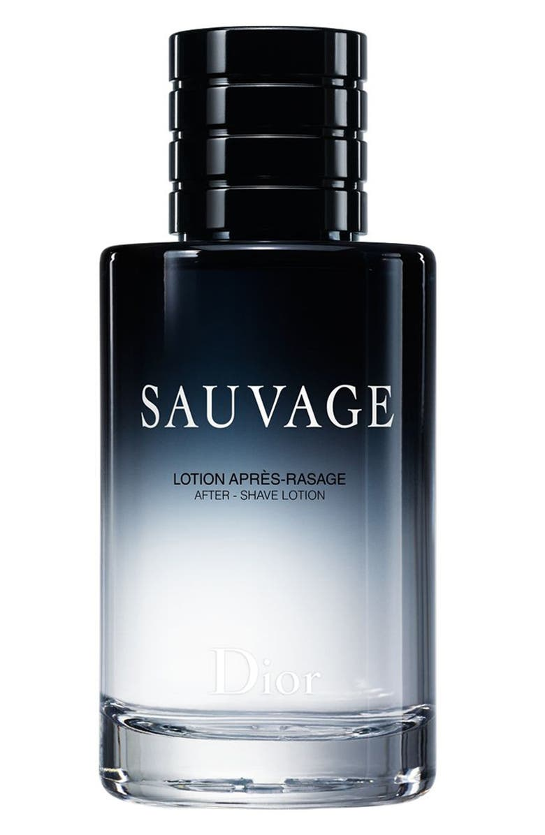 DIOR Sauvage After-Shave Lotion, Main, color, NO COLOR
