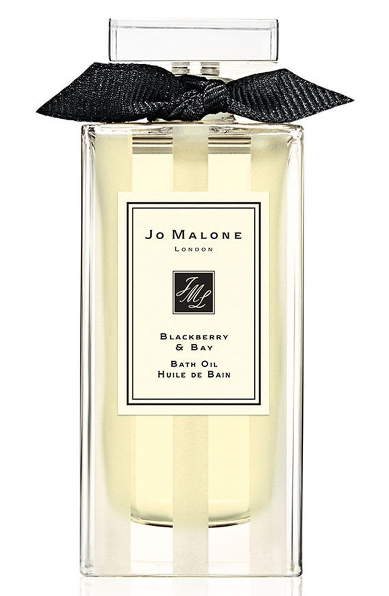 JO MALONE LONDON<SUP>™</SUP> Blackberry & Bay Bath Oil, Main, color, 000