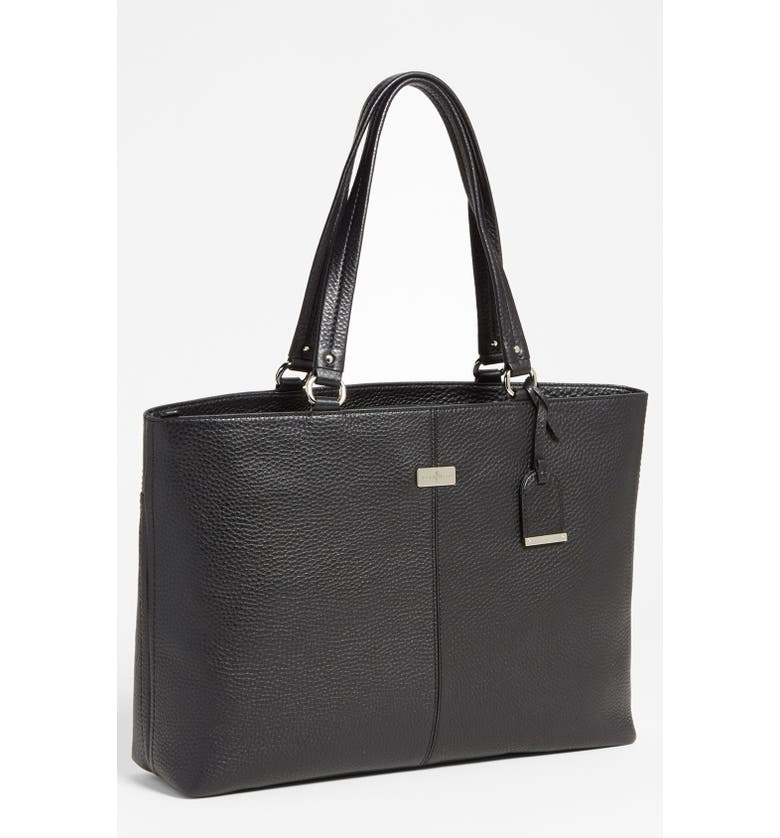 COLE HAAN 'Village' Tech Tote, Extra Large, Main, color, Black