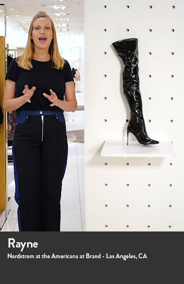 Viktory Over the Knee Boot, sales video thumbnail