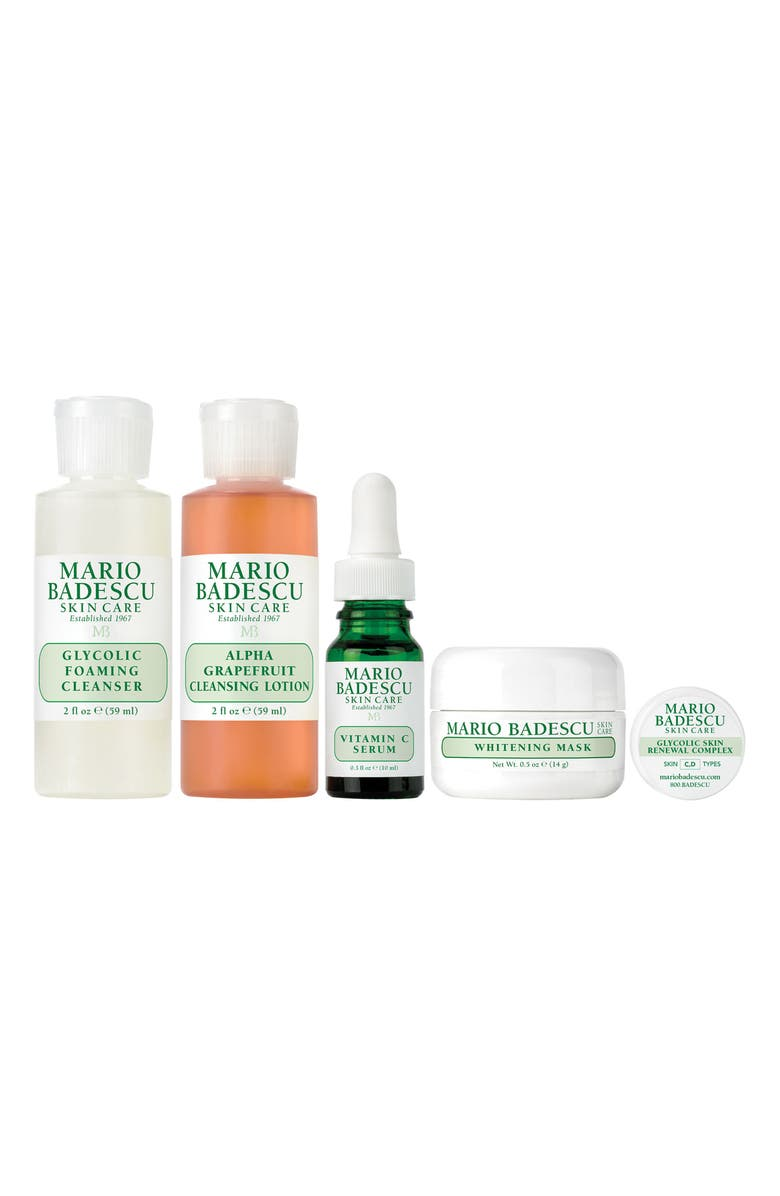 MARIO BADESCU Brightening Regimen Kit, Main, color, NO COLOR