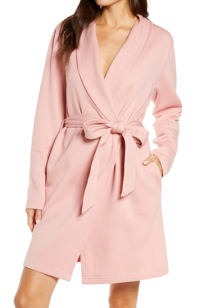 BP. Back to School Robe, Main, color, PINK BEAUTY