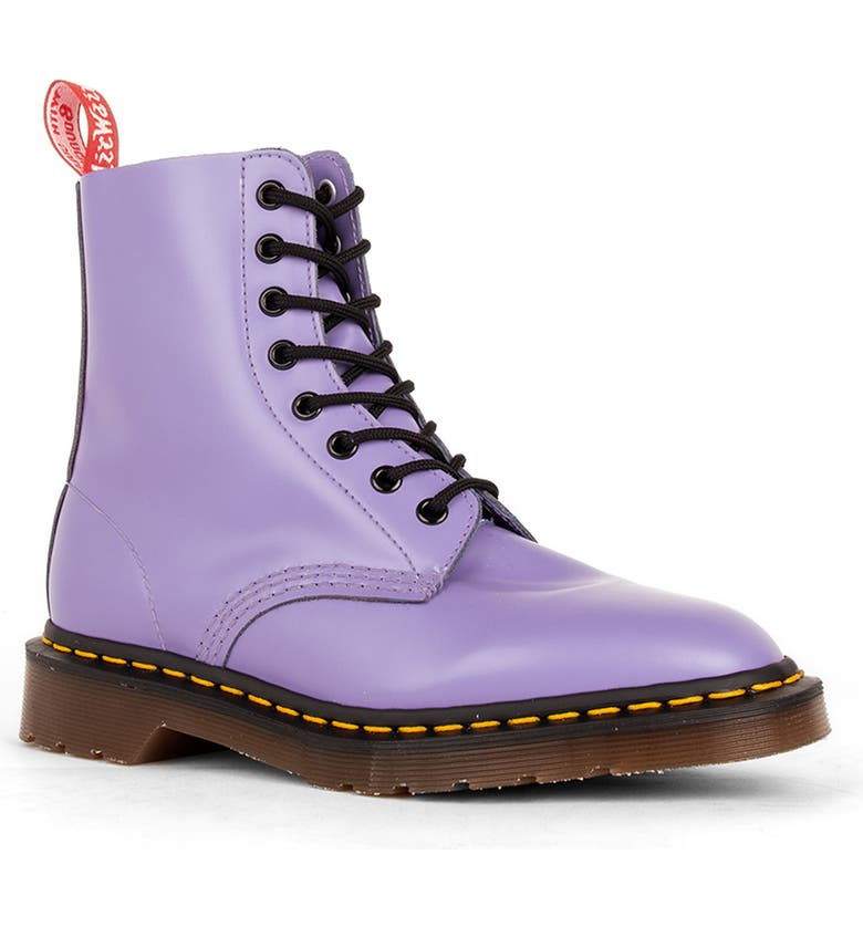 DR. MARTENS x UNDERCOVER Limited Edition 1460 8-Eye Boot, Main, color, 500