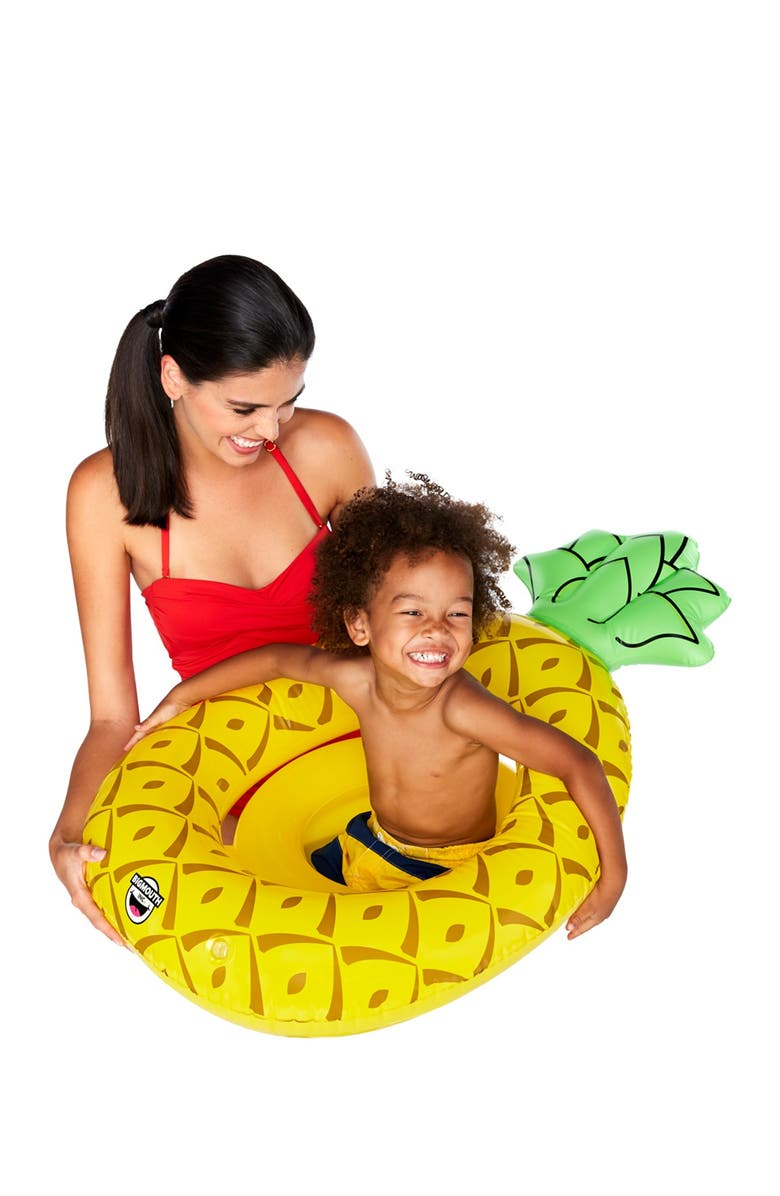 BIG MOUTH Lil' Floats Pineapple, Main, color, MULTI