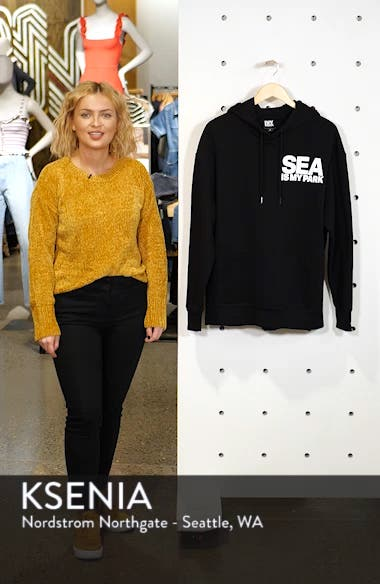 On The Run Seattle Graphic Hoodie, sales video thumbnail
