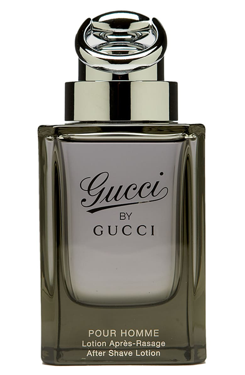 GUCCI By Gucci 'Pour Homme' After Shave Lotion, Main, color, 000
