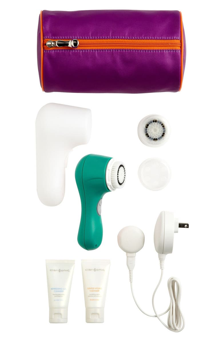 CLARISONIC <sup>®</sup> 'Mia 2 - Jade' Sonic Skin Cleansing System, Main, color, JADE
