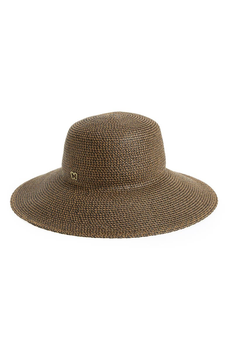 ERIC JAVITS 'Hampton' Straw Sun Hat, Main, color, 200