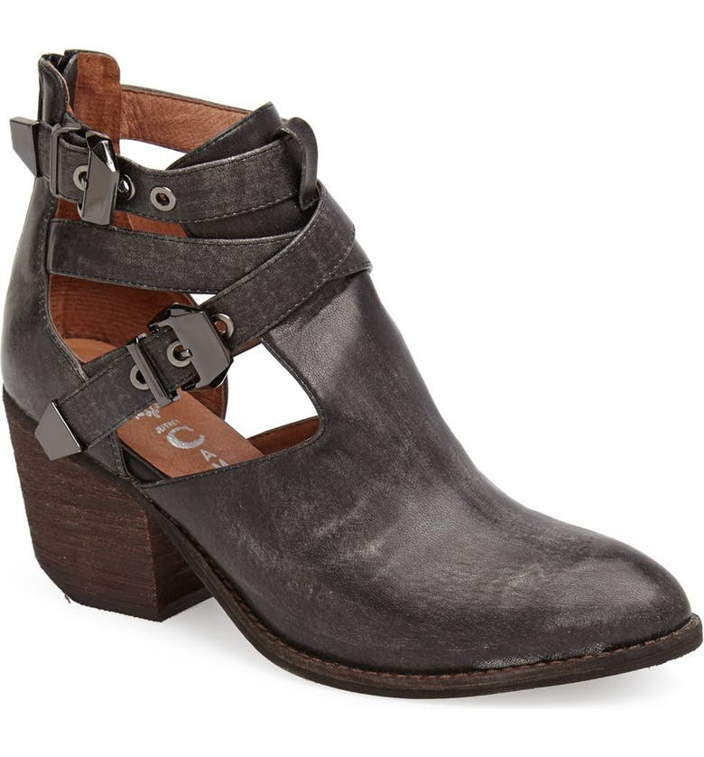 JEFFREY CAMPBELL 'Everwell' Boot, Main, color, BLACK