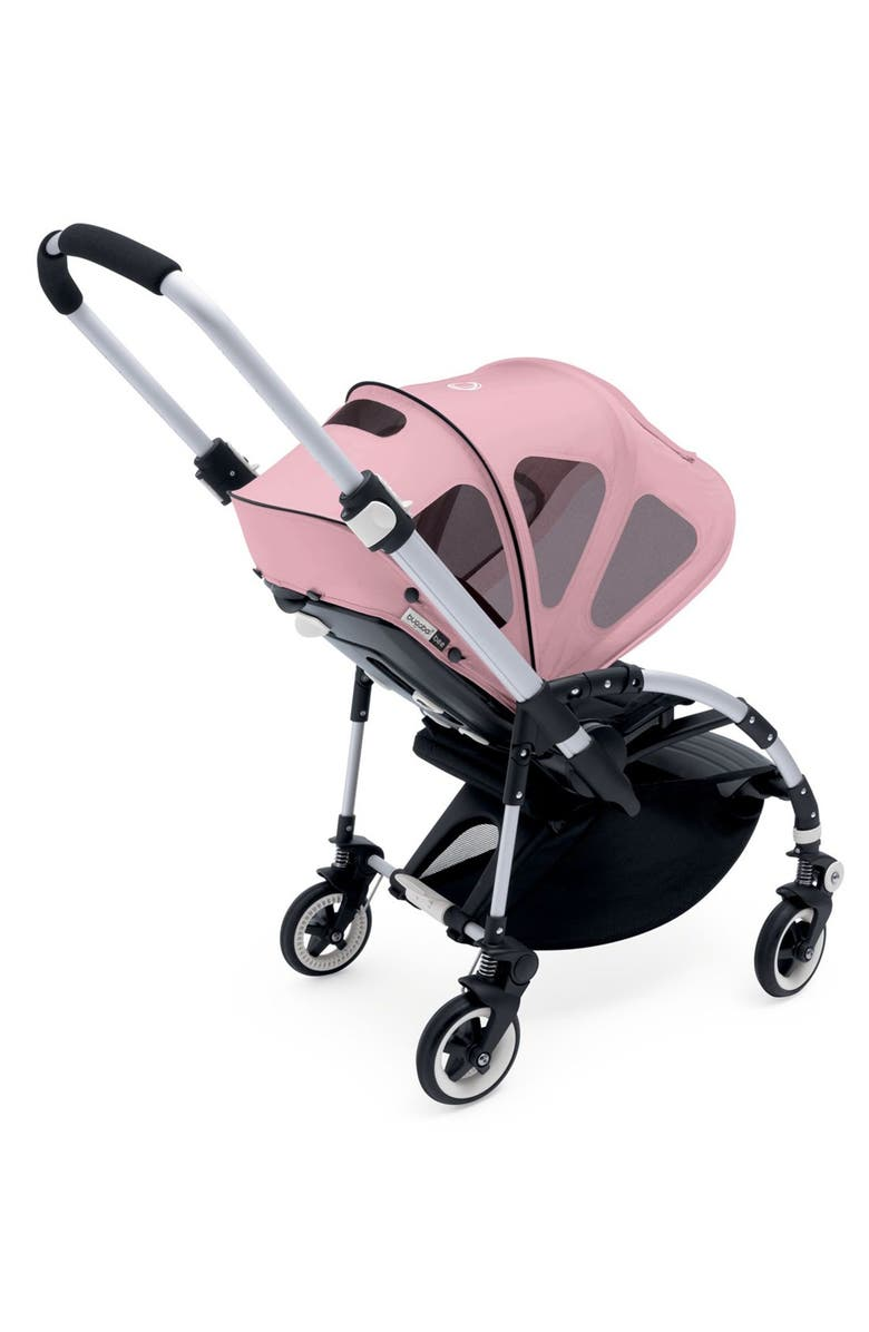 BUGABOO Bee Breezy Sun Canopy Cover, Main, color, SOFT PINK