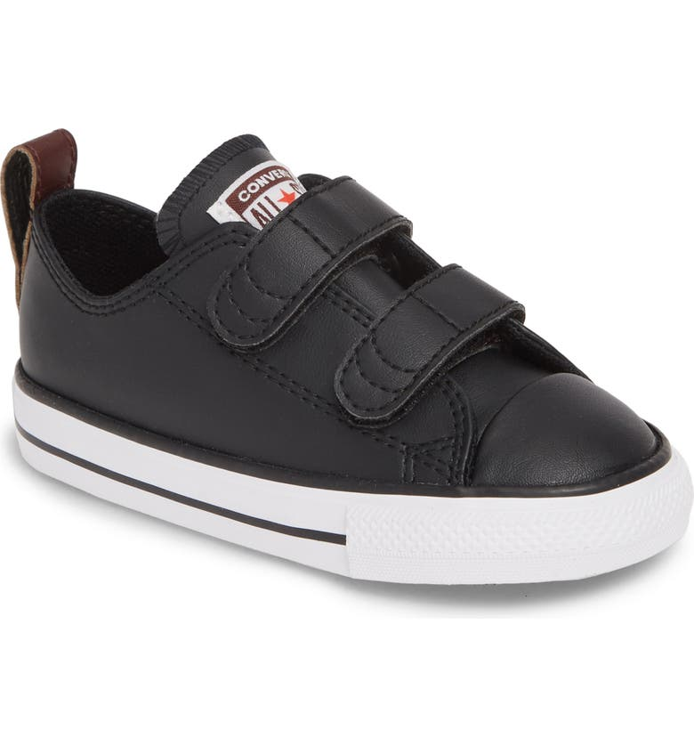 CONVERSE Chuck Taylor<sup>®</sup> All Star<sup>®</sup> 2V Sneaker, Main, color, BLACK
