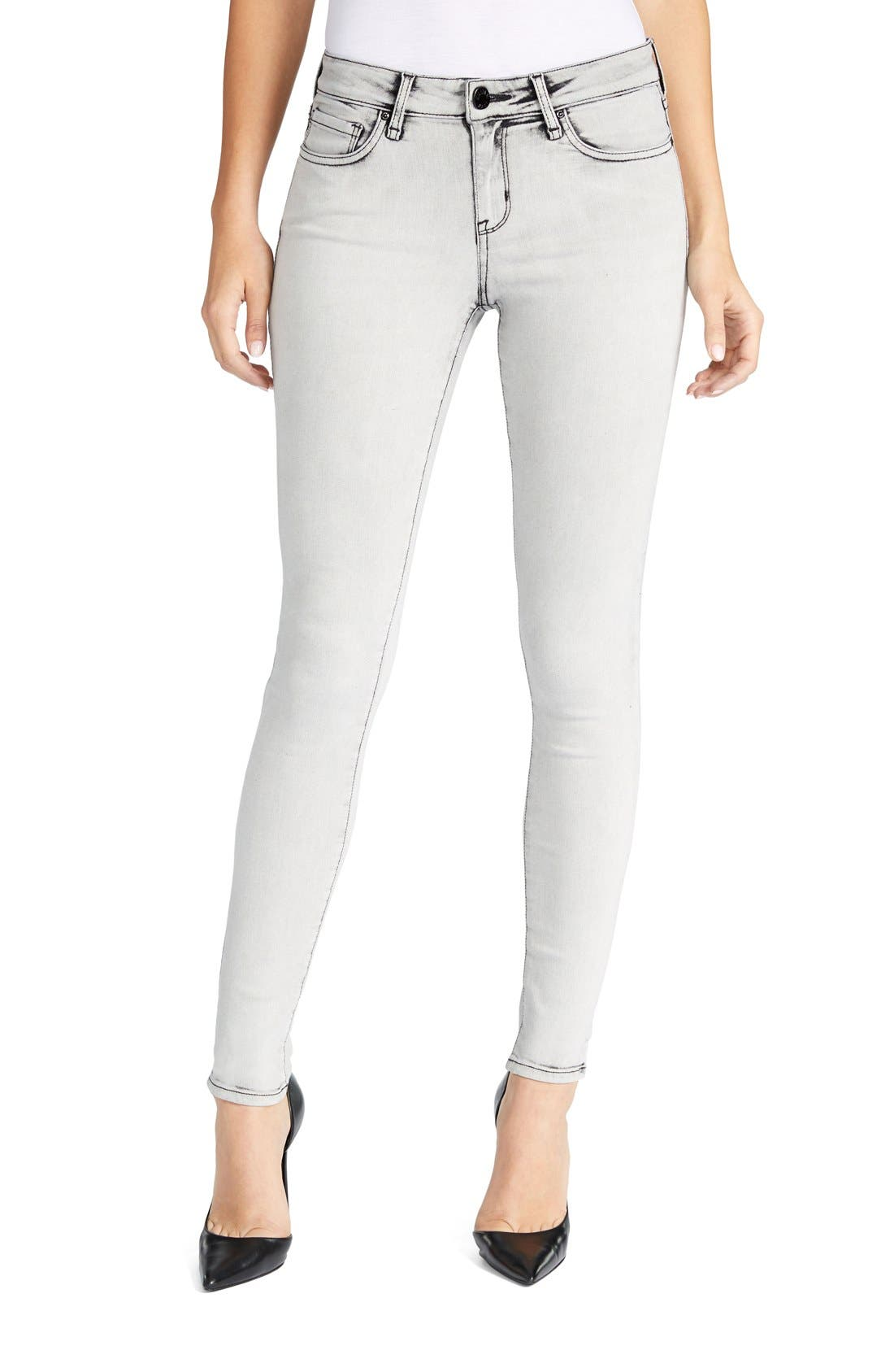 Choose SZ//color William Rast Women/'s Perfect Skinny Ankle Jean