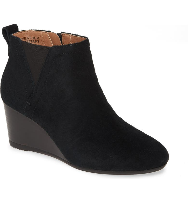 VIONIC Paloma Wedge Bootie, Main, color, 001