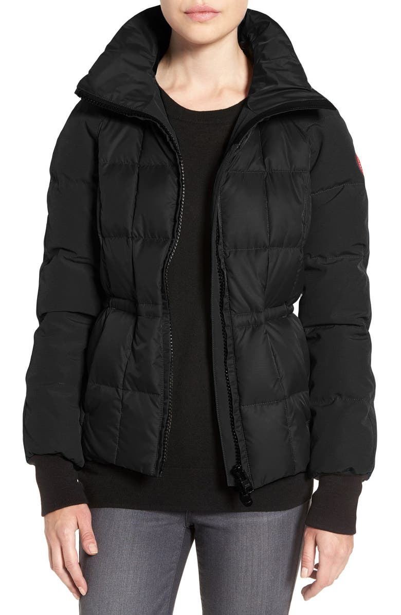CANADA GOOSE Bayfield Quilted Down Jacket, Main, color, 001