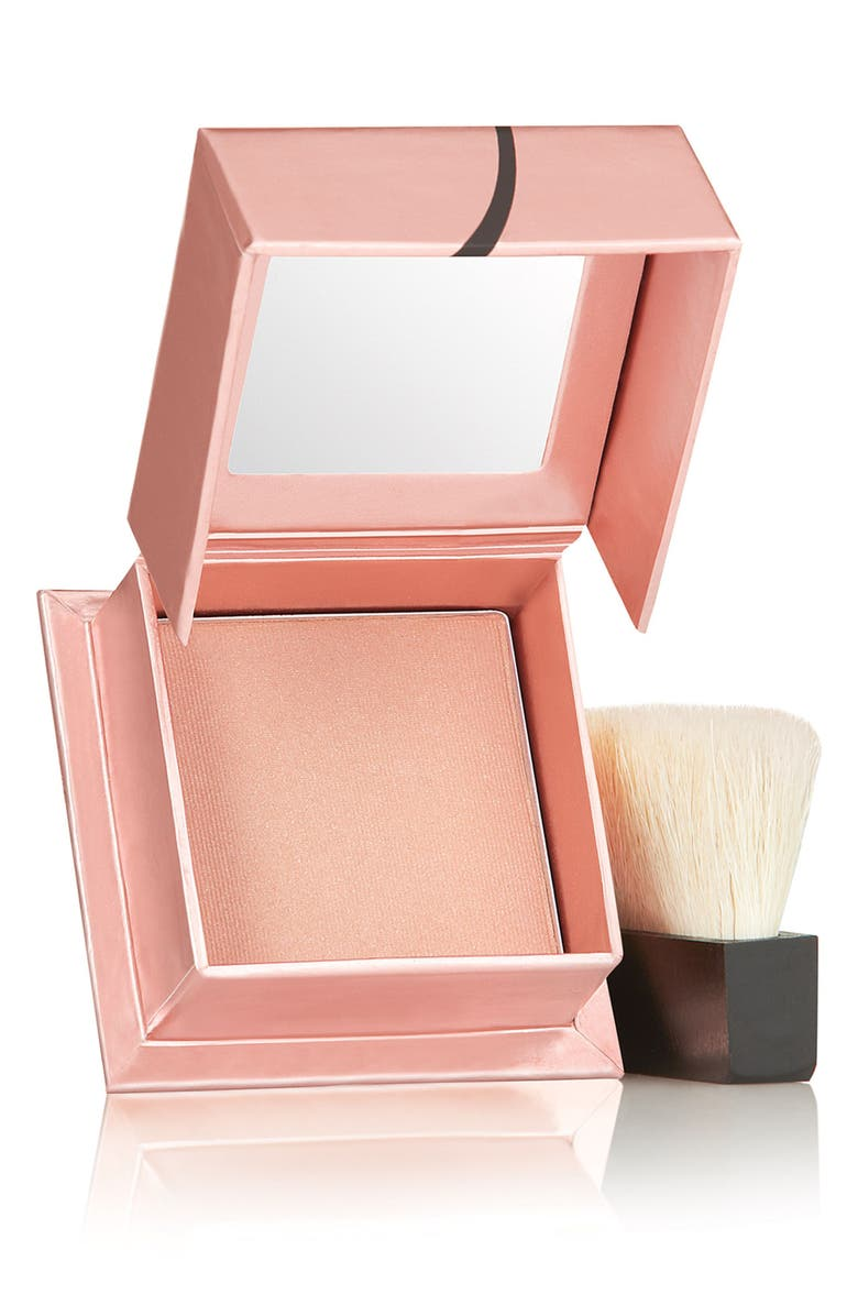 BENEFIT COSMETICS Benefit Dandelion Twinkle Powder Highlighter, Main, color, NUDE PINK