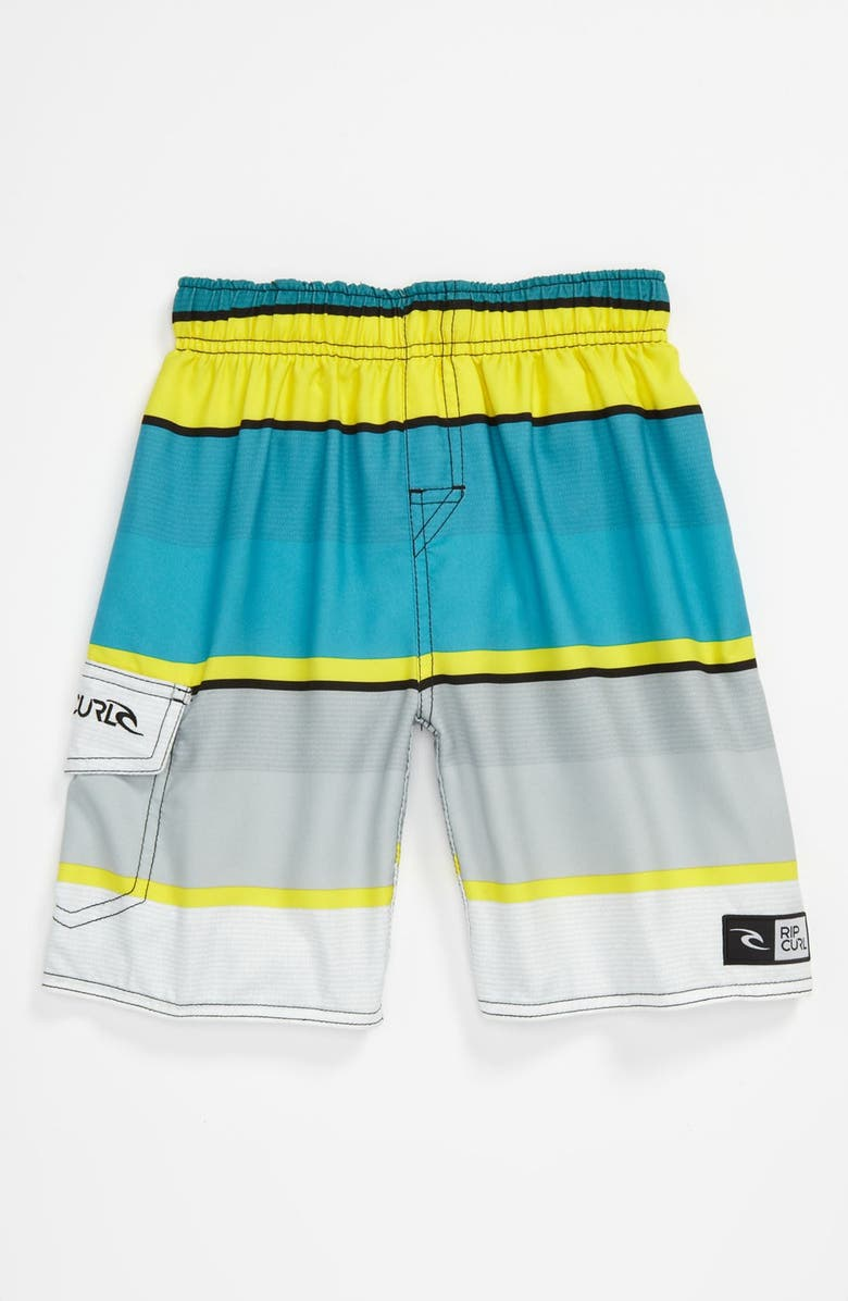 RIP CURL 'Amplify Volley' Swim Trunks, Main, color, 435