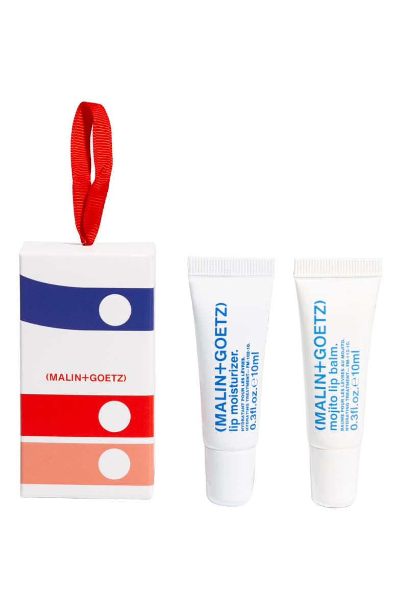 MALIN+GOETZ Lip Moisturizer Duo, Main, color, 000