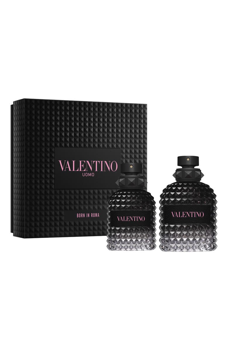 VALENTINO Uomo Born in Roma Eau de Toilette Set, Main, color, No Color