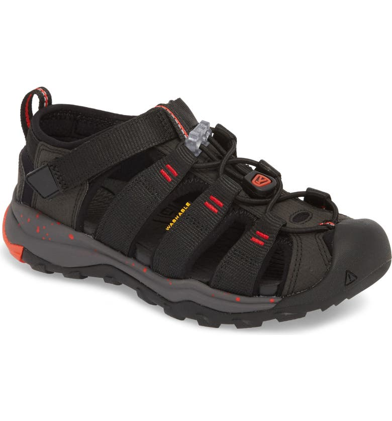 KEEN Newport Neo H2 Water Friendly Sandal, Main, color, 001
