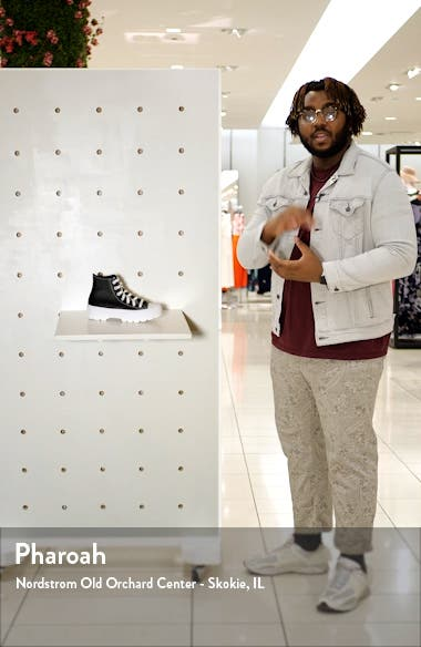 Chuck Taylor<sup>®</sup> All Star<sup>®</sup> Lugged High Top Sneaker, sales video thumbnail