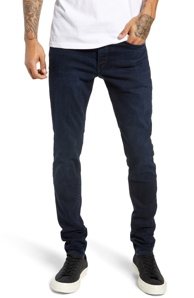 RAG & BONE Fit 1 Skinny Fit Jeans, Main, color, BAYVIEW