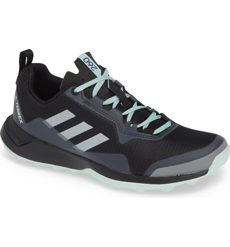 ADIDAS Terrex CMTK Gore-Tex<sup>®</sup> Waterproof Hiking Sneaker, Main, color, 001